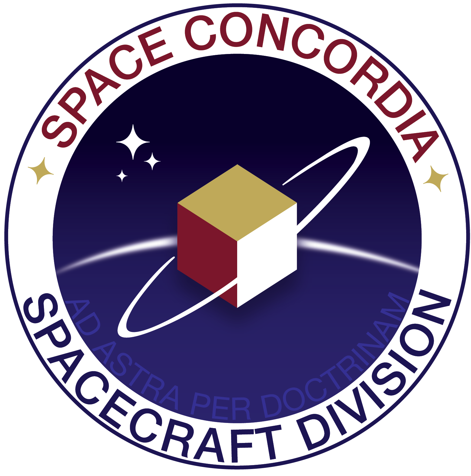 spacecraft division logo